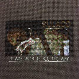 Sulaco Alien Cross Stitch Pattern