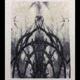 Cabinet of Dr Caligari Cross Stitch Pattern