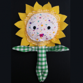 Daisy Doll Sewing Pattern